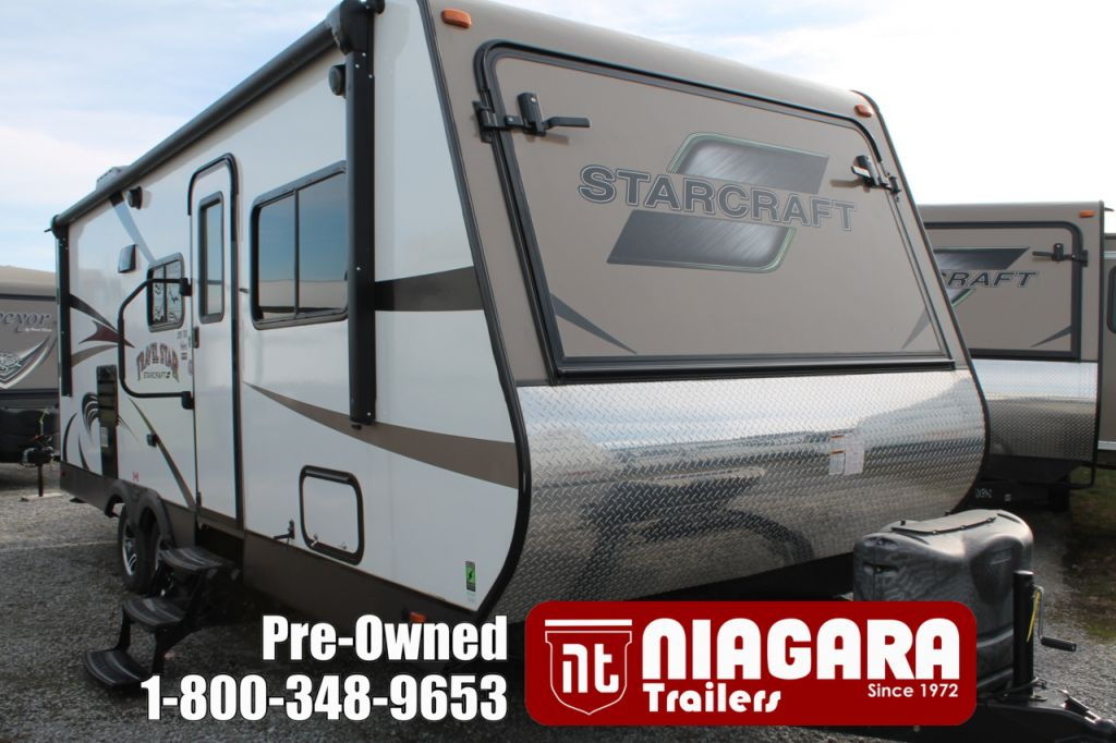 2016 STARCRAFT TRAVEL STAR 239TBS