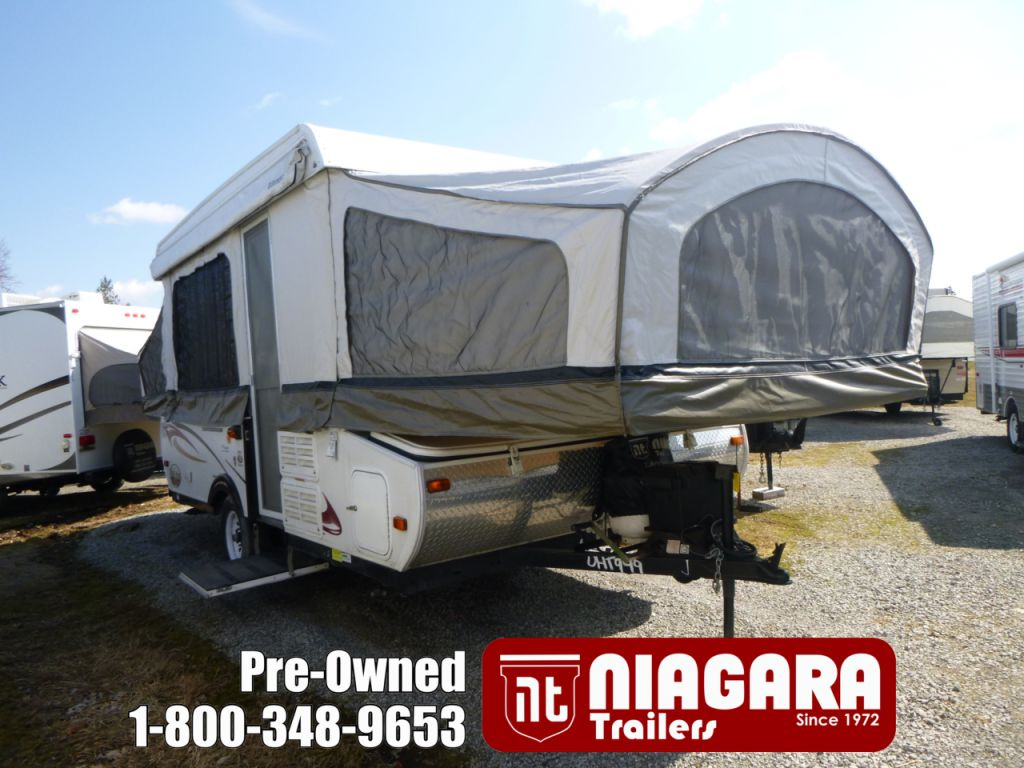 2013 FOREST RIVER VIKING, 2308T
