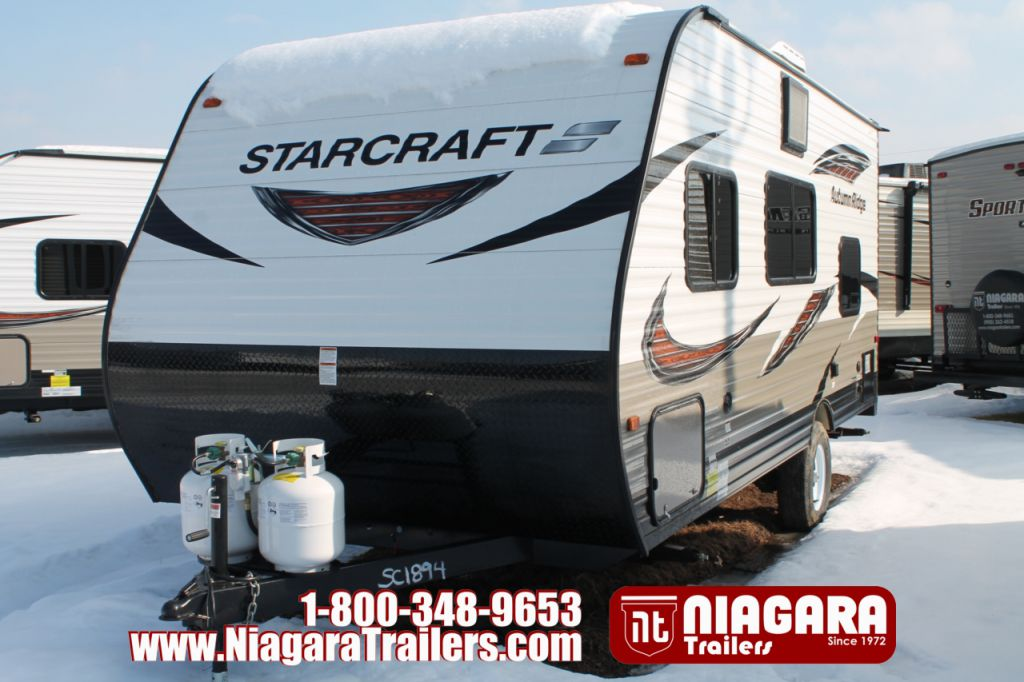 2018 STARCRAFT AUTUMN RIDGE OUTFITTER 19BH