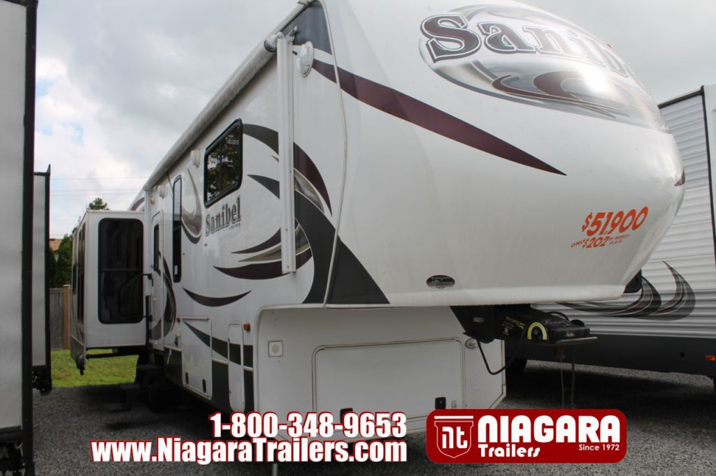 2014 FOREST RIVER SANIBEL 3500