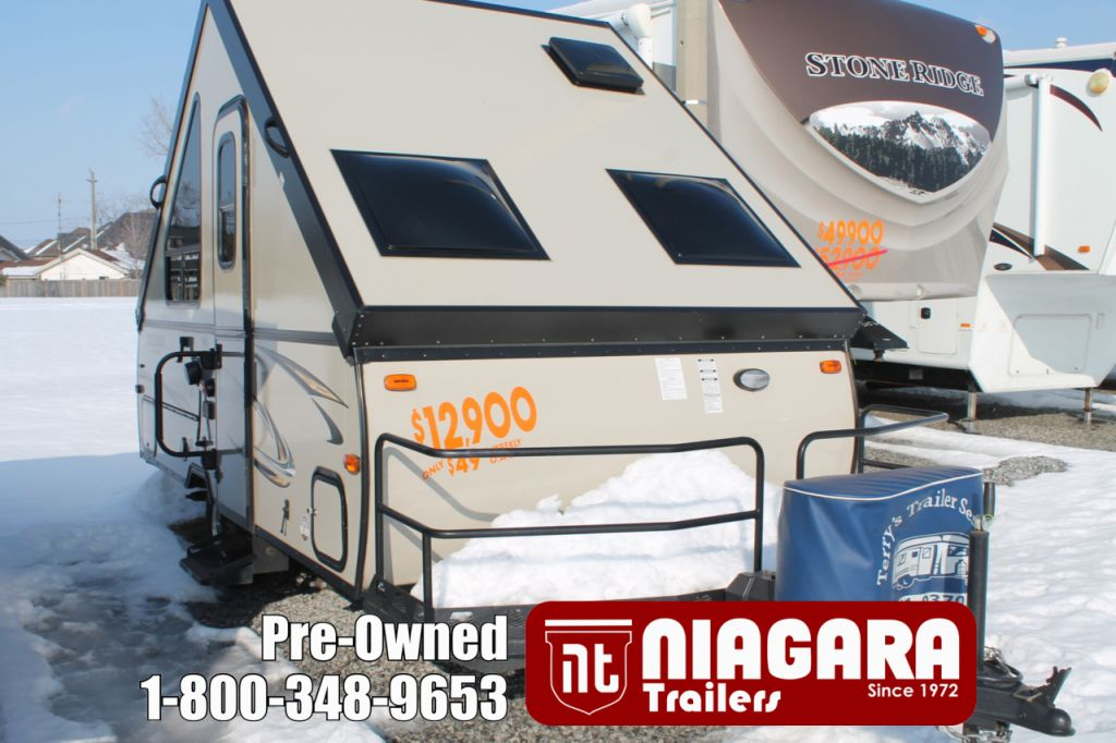 2014 FOREST RIVER ROCKWOOD PREMIER A122BH
