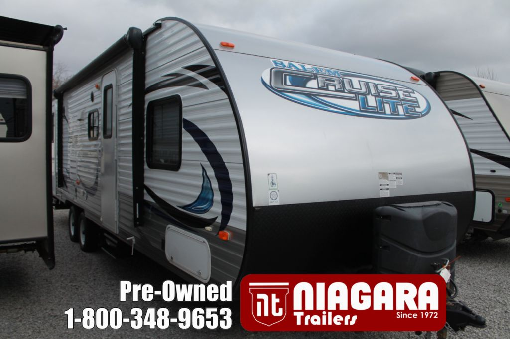 2015 FOREST RIVER SALEM 262BHXL