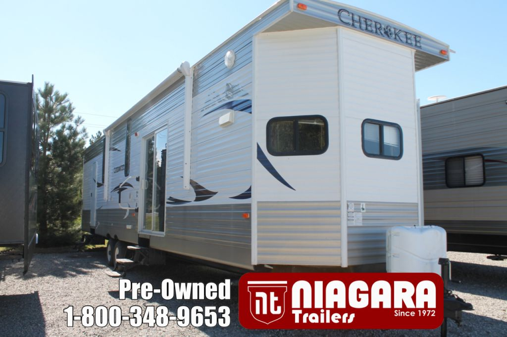 2013 FOREST RIVER CHEROKEE, 39KB
