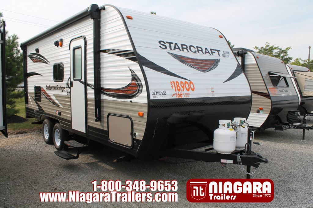 2018 STARCRAFT AUTUMN RIDGE OUTFITTER 20BH
