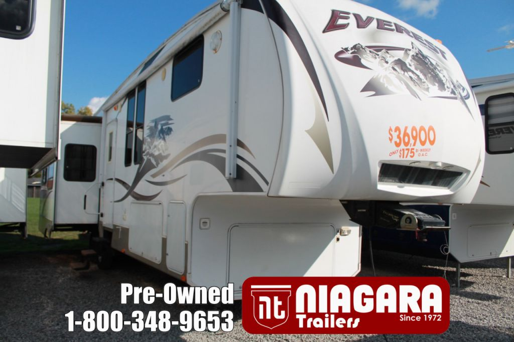 2009 KEYSTONE EVEREST, 345S