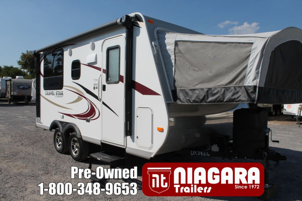 2014 STARCRAFT TRAVELSTAR, 186RD