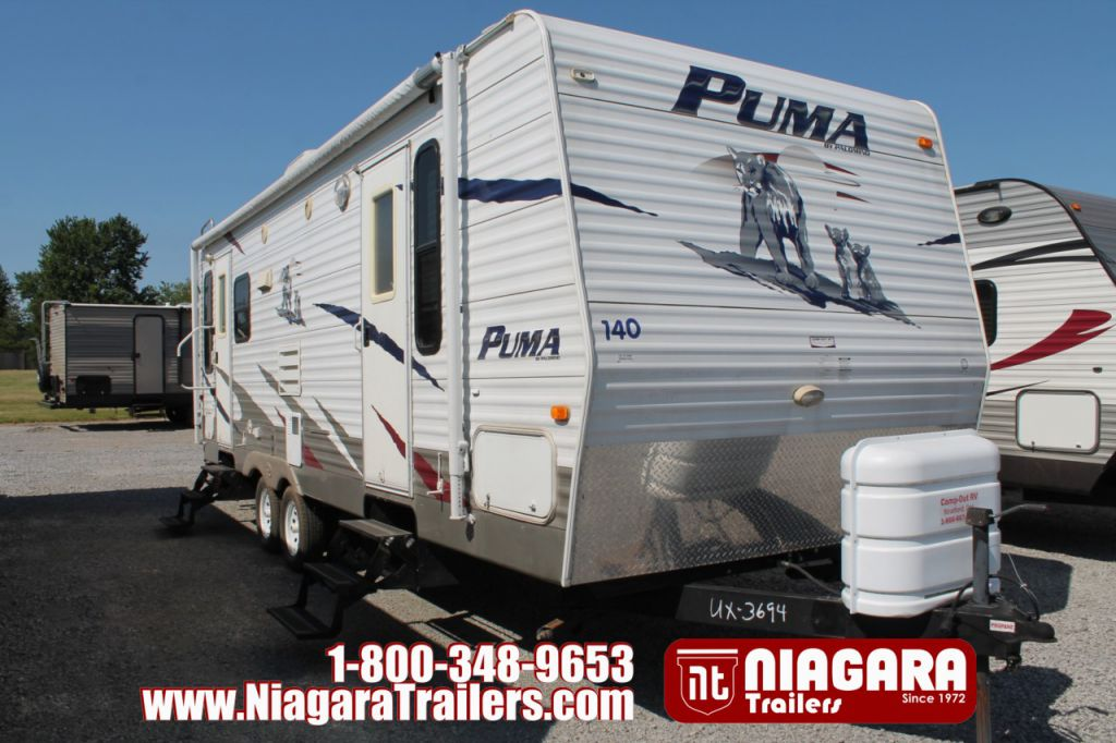 Used Puma Rv Camper Travel Trailers For Sale In Ontario