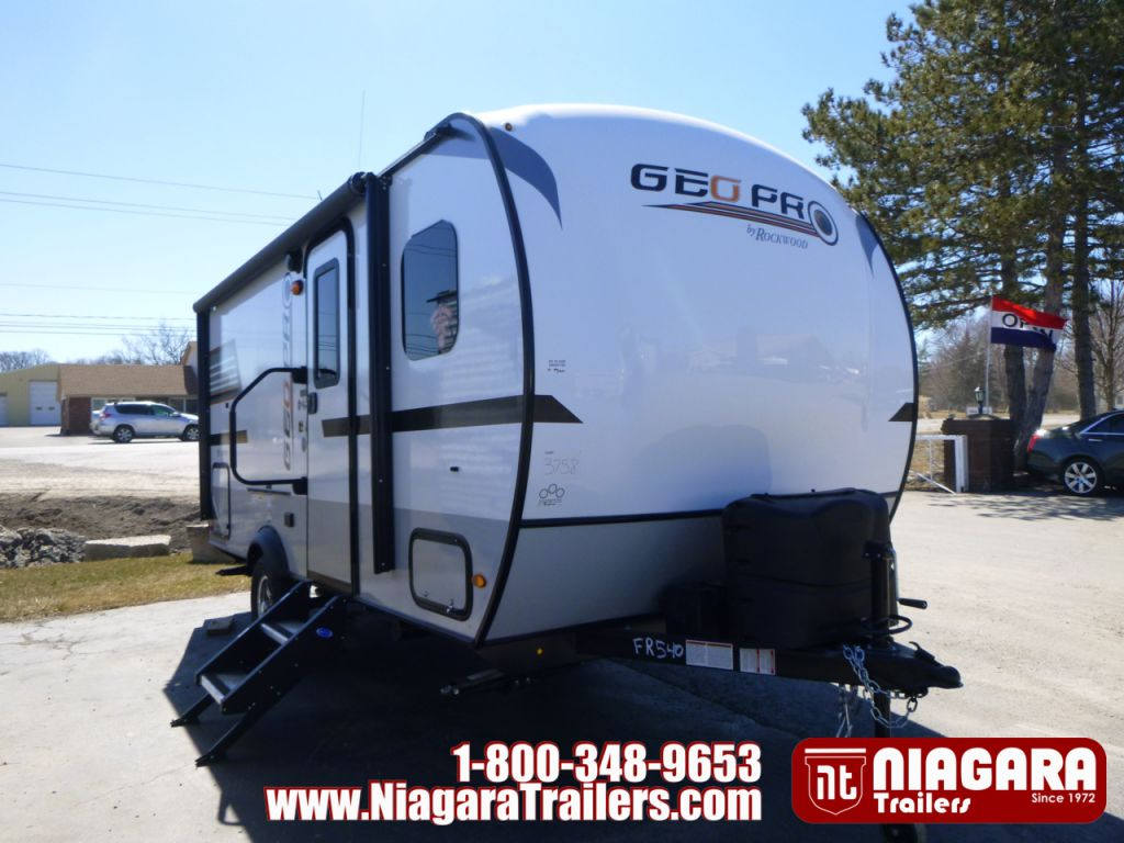 2018 FOREST RIVER GEO-PRO 16BHG