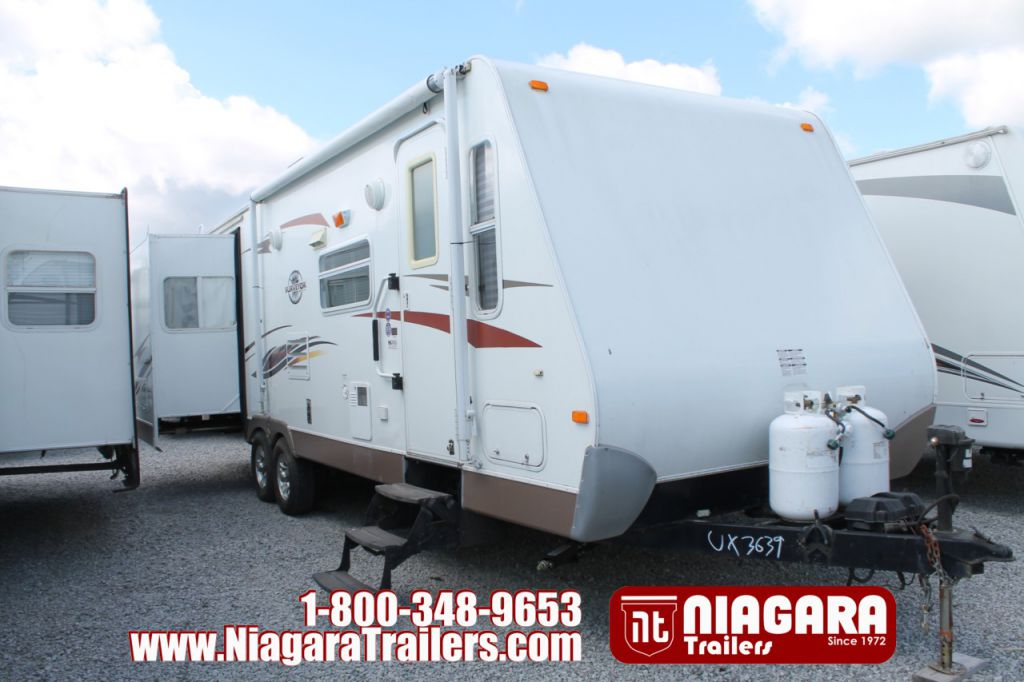 2007 FOREST RIVER SURVEYOR 282