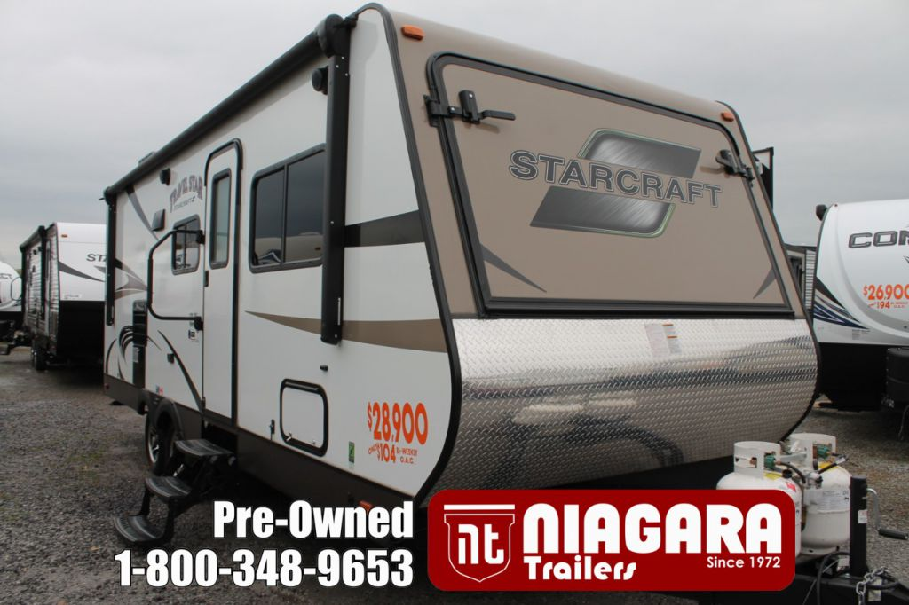2016 STARCRAFT TRAVELSTAR 239TBS