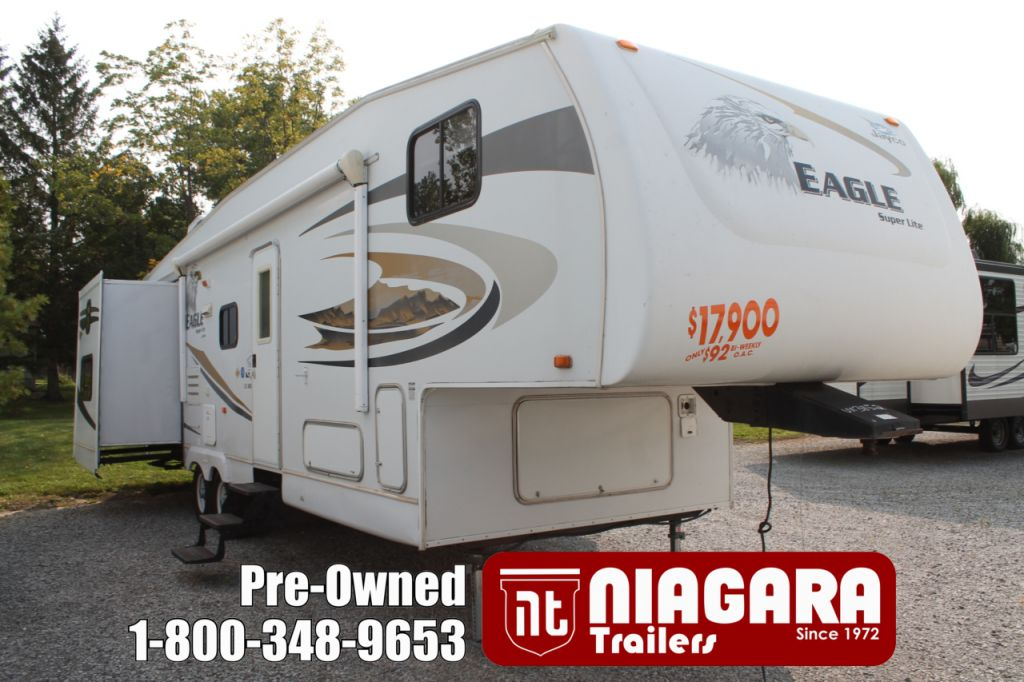 2008 JAYCO EAGLE SUPER LITE 315BHDS
