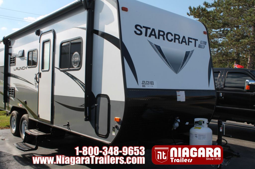 2018 STARCRAFT LAUNCH OUTFITTER 7 19MBS