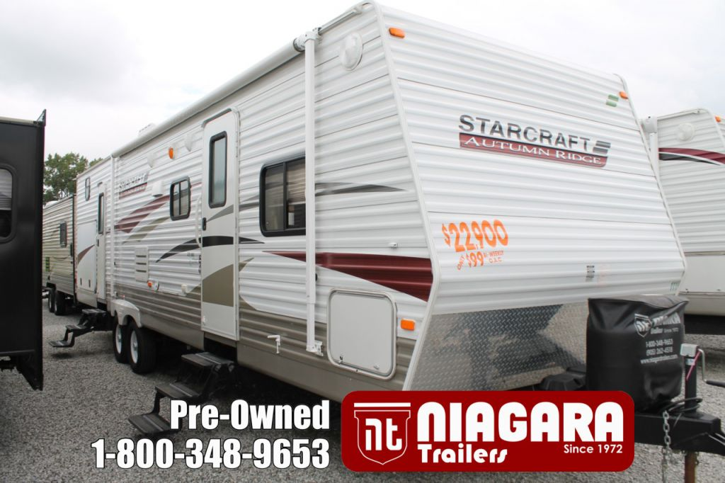 2011 STARCRAFT AUTUMN RIDGE 329BHU