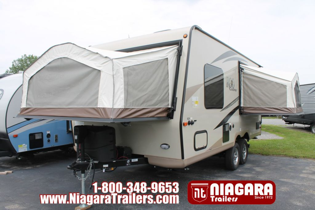 2018 FOREST RIVER ROCKWOOD ROO, RLT183ROO
