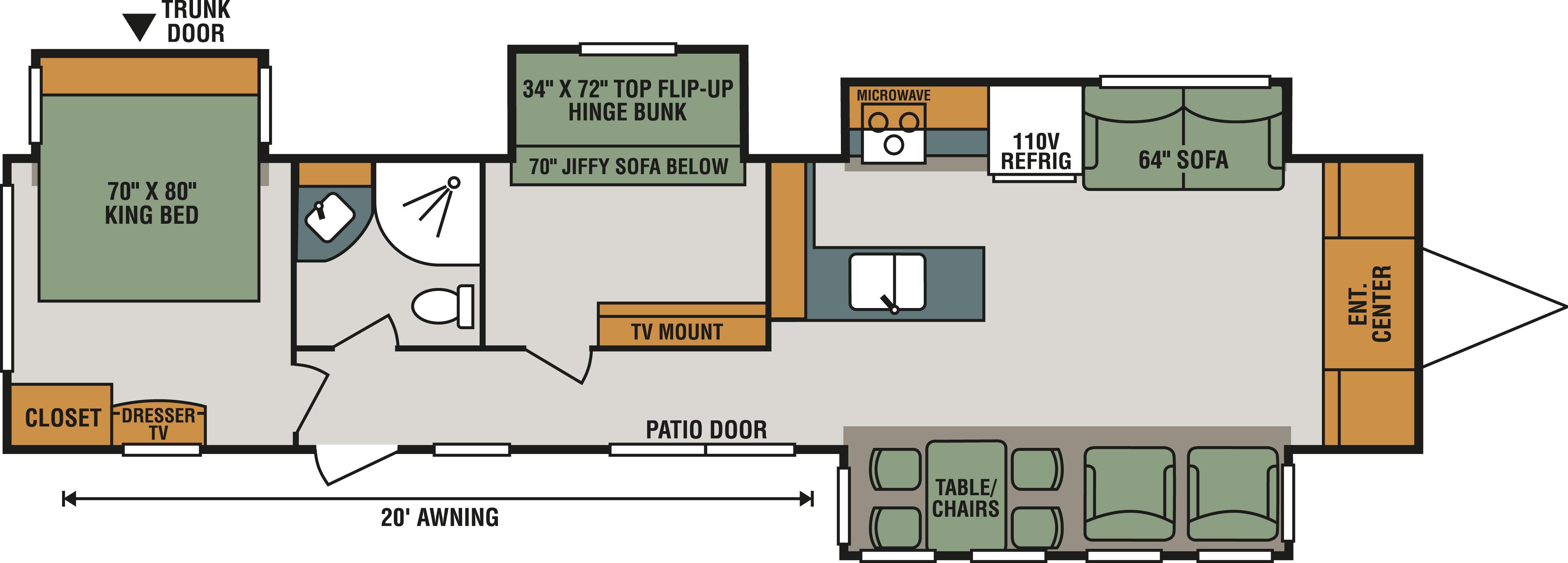 Kz Rv Wiring Diagram : Kz sportsman travel trailer wiring diagram