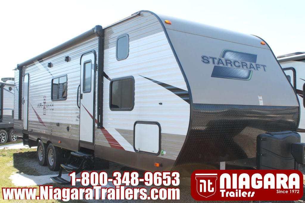 2016 STARCRAFT AR ONE MAXX, 28FBS