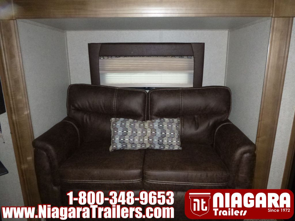 Niagara Trailers 2019 Forest River Rockwood Signature Ultra Lite 6 Pin Trailer Wiring Diagram Play Unit Video