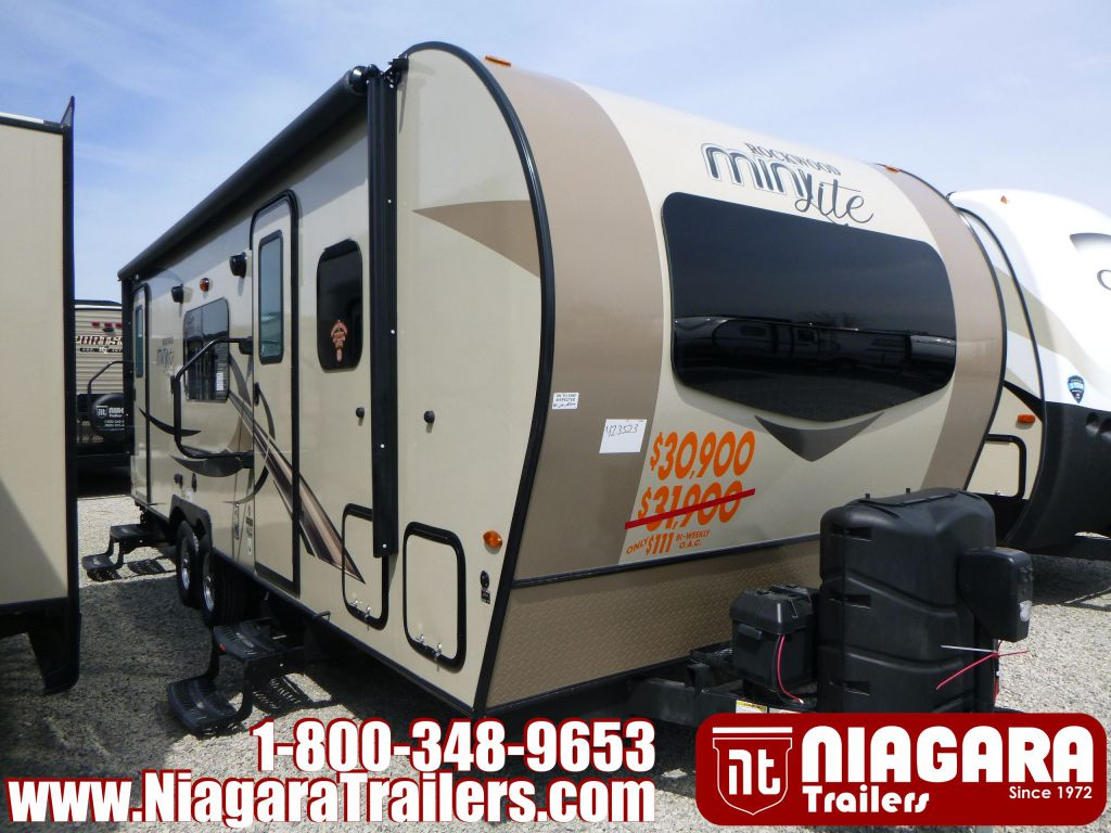 2019 FOREST RIVER ROCKWOOD MINI LITE RLT2503S