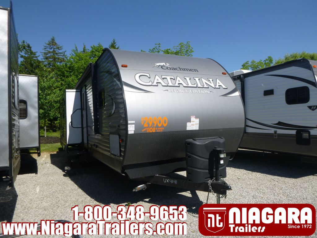 2017 COACHMEN CATALINA, 293RLDS
