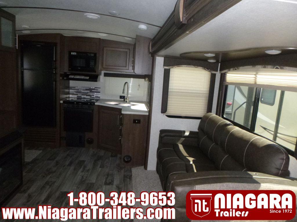 New 2019 Keystone Cougar 26rks Travel Trailer 551792