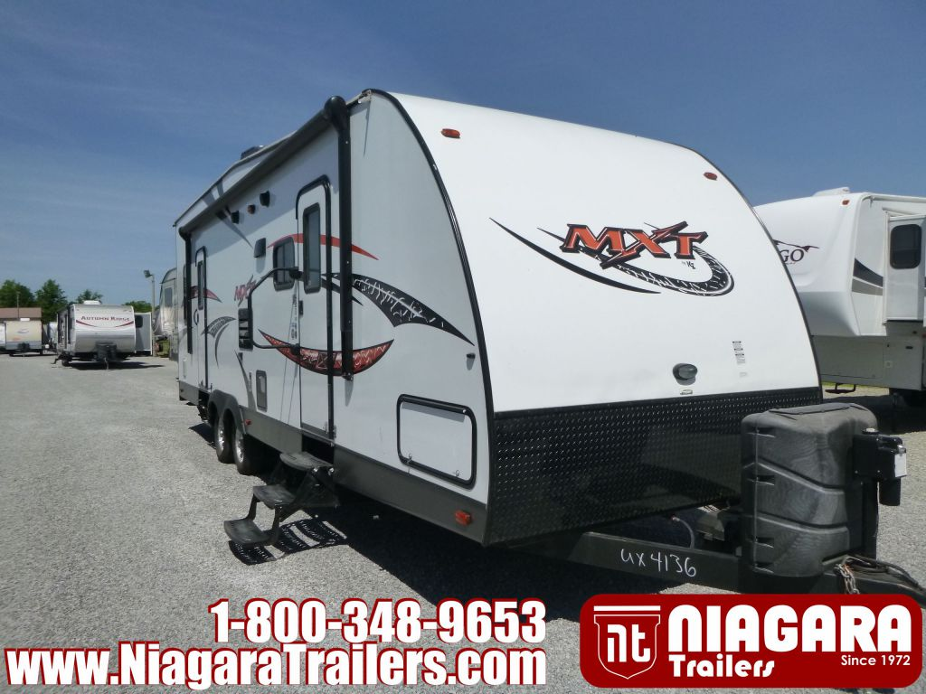2014 K-Z INC. MXT, 309