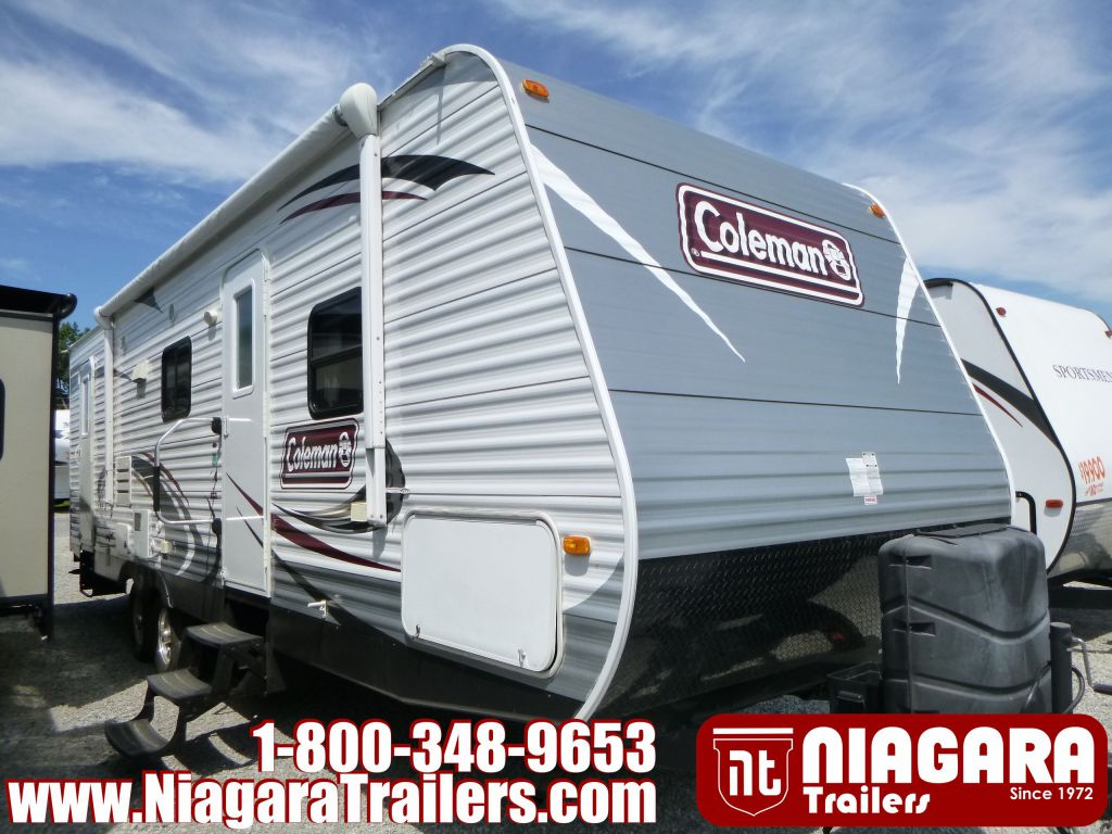 2013 COLEMAN EXPEDITION 262BH