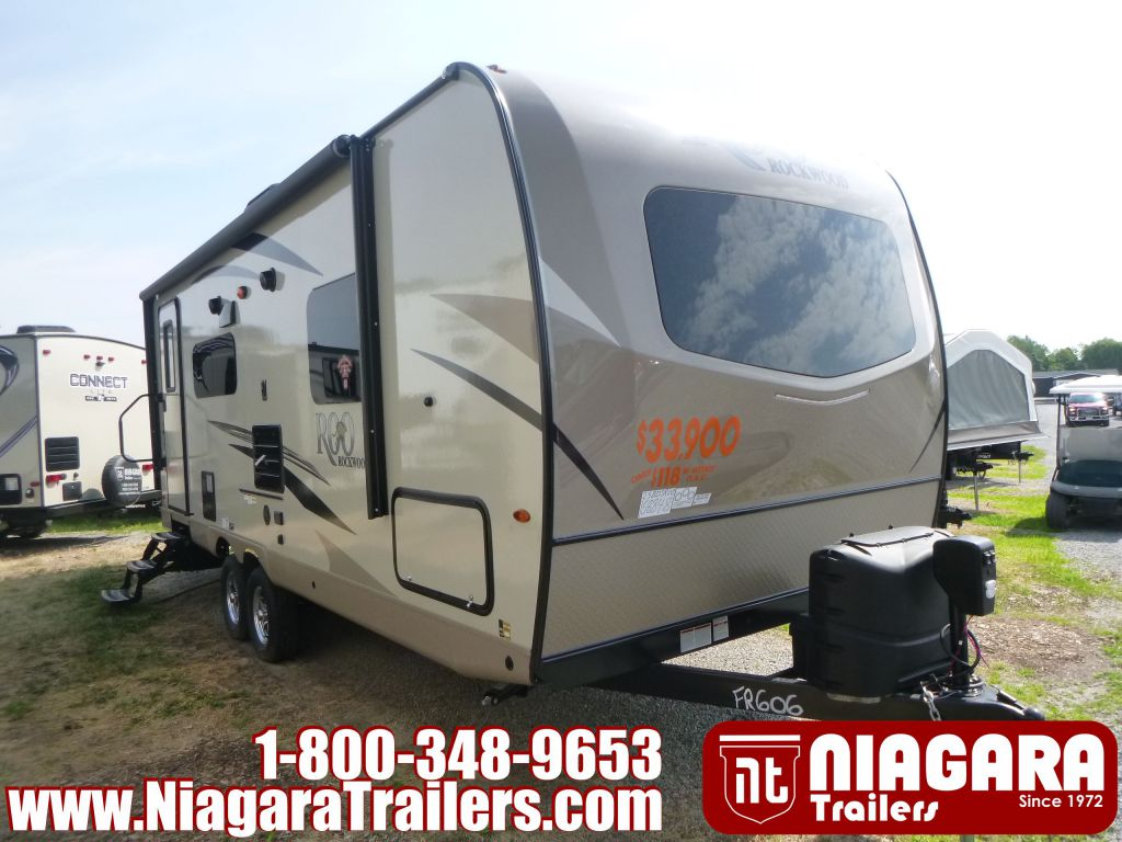 Niagara Trailers 2019 Forest River Rockwood Roo 233s Wiring Diagram 23bds