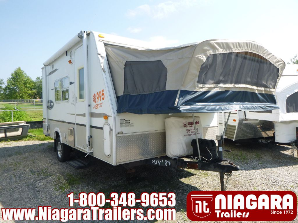 2007 STARCRAFT TRAVELSTAR, 185SB