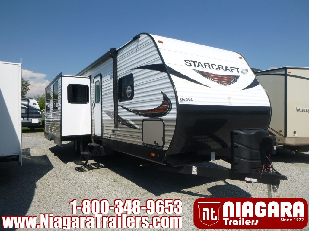 2019 STARCRAFT AUTUMN RIDGE OUTFITTER, 27RLI