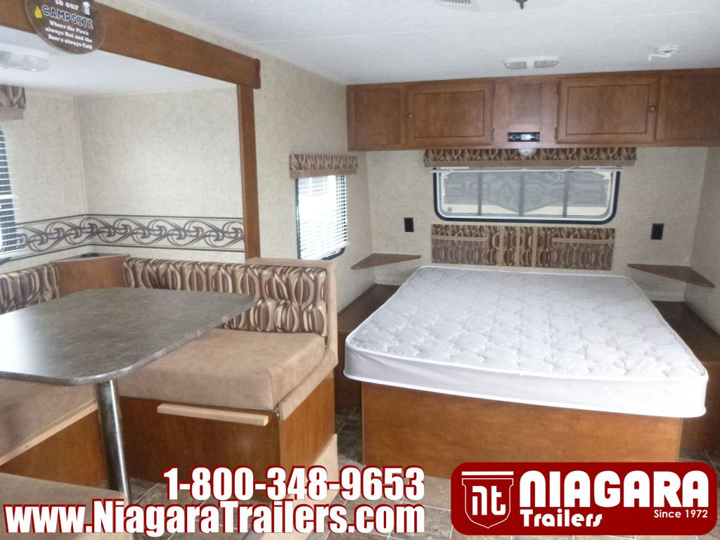 Niagara Trailers - 2016 K-Z INC  SPREE ESCAPE, 200S