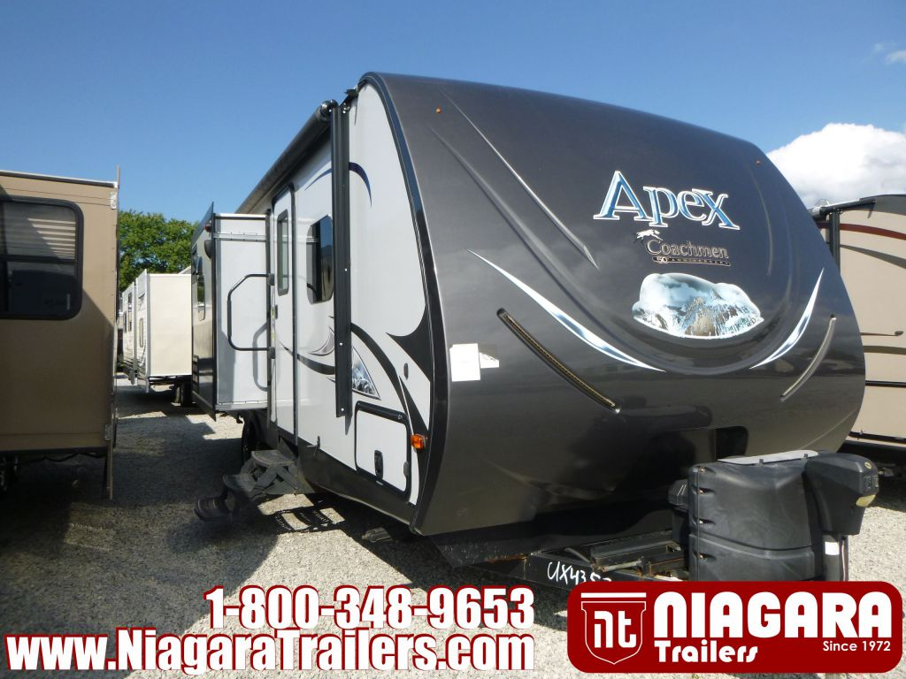 2015 COACHMEN APEX, 269RBSS