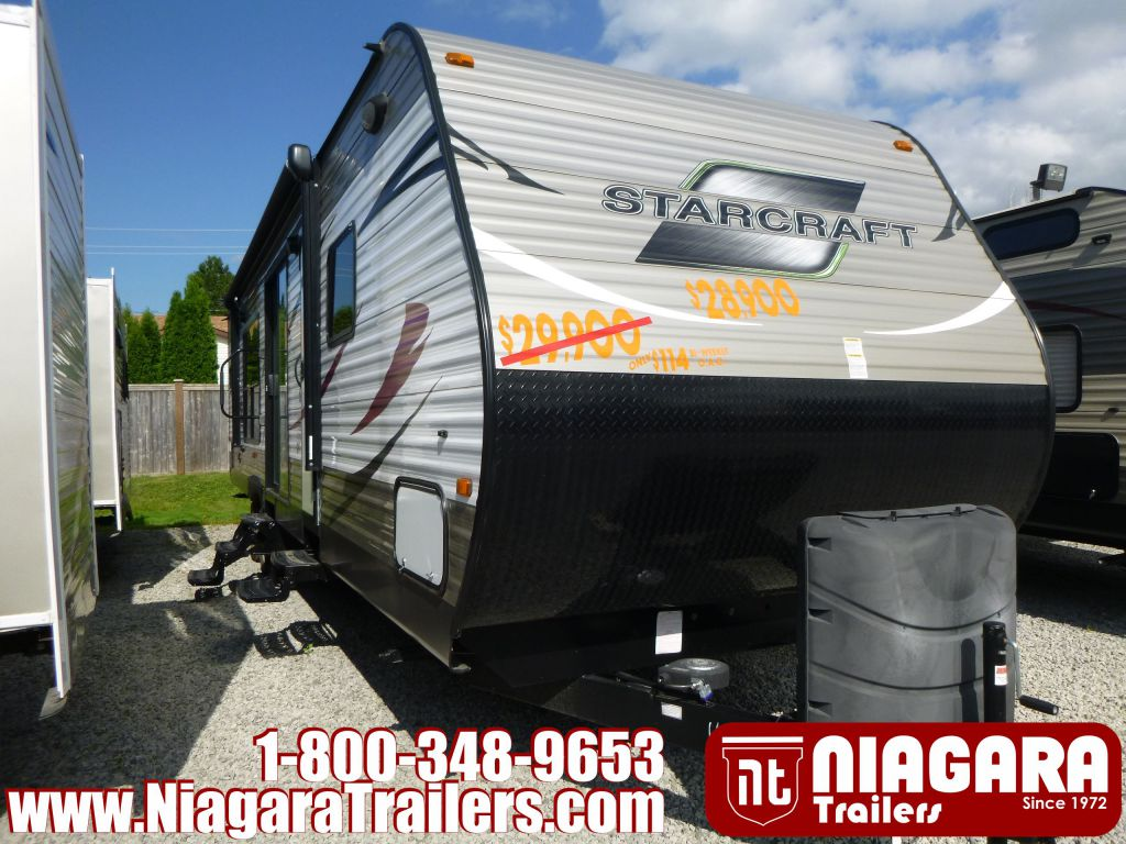 2015 STARCRAFT AUTUMN RIDGE, 315RKS