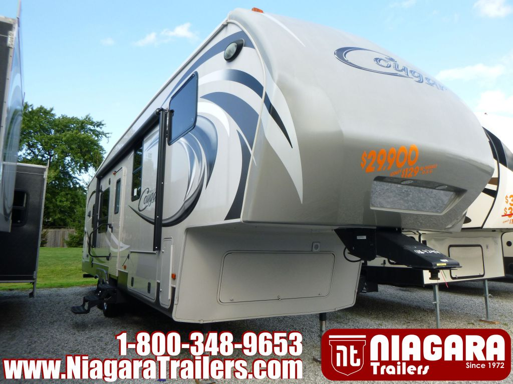 2012 KEYSTONE COUGAR HIGH COUNTRY, 299RKS