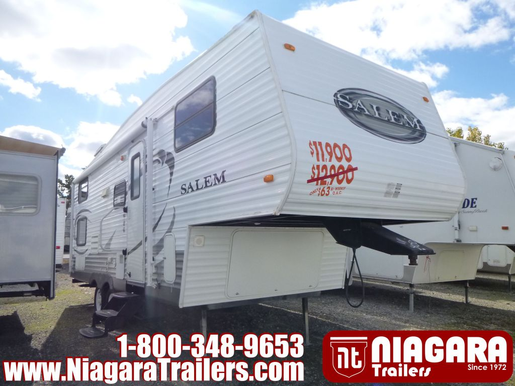 2010 FOREST RIVER SALEM LE, 24BHSS