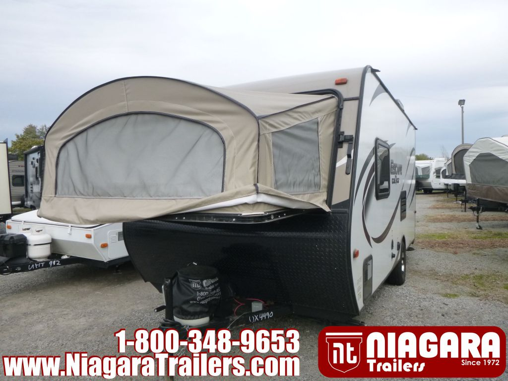 Niagara Trailers - 2017 K-Z INC  SPREE ESCAPE, 160RBT