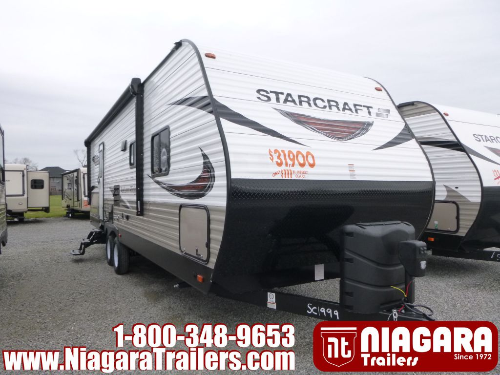 2019 STARCRAFT AUTUMN RIDGE OUTFITTER, 282BH
