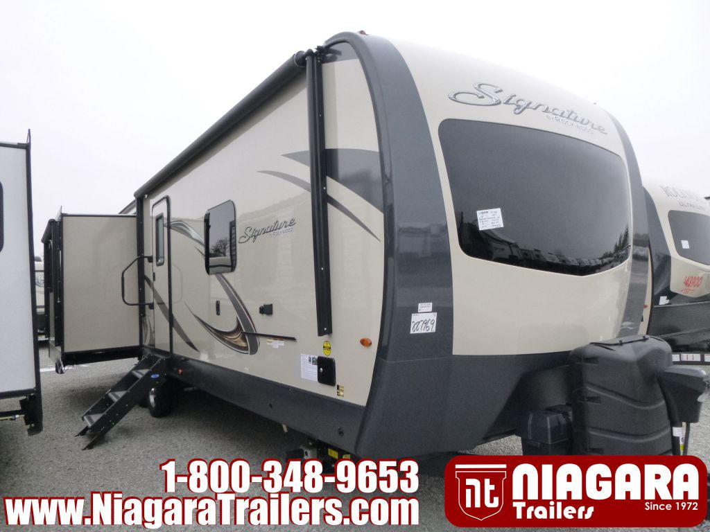 2019 FOREST RIVER ROCKWOOD SIGNATURE LITE, 8329SS