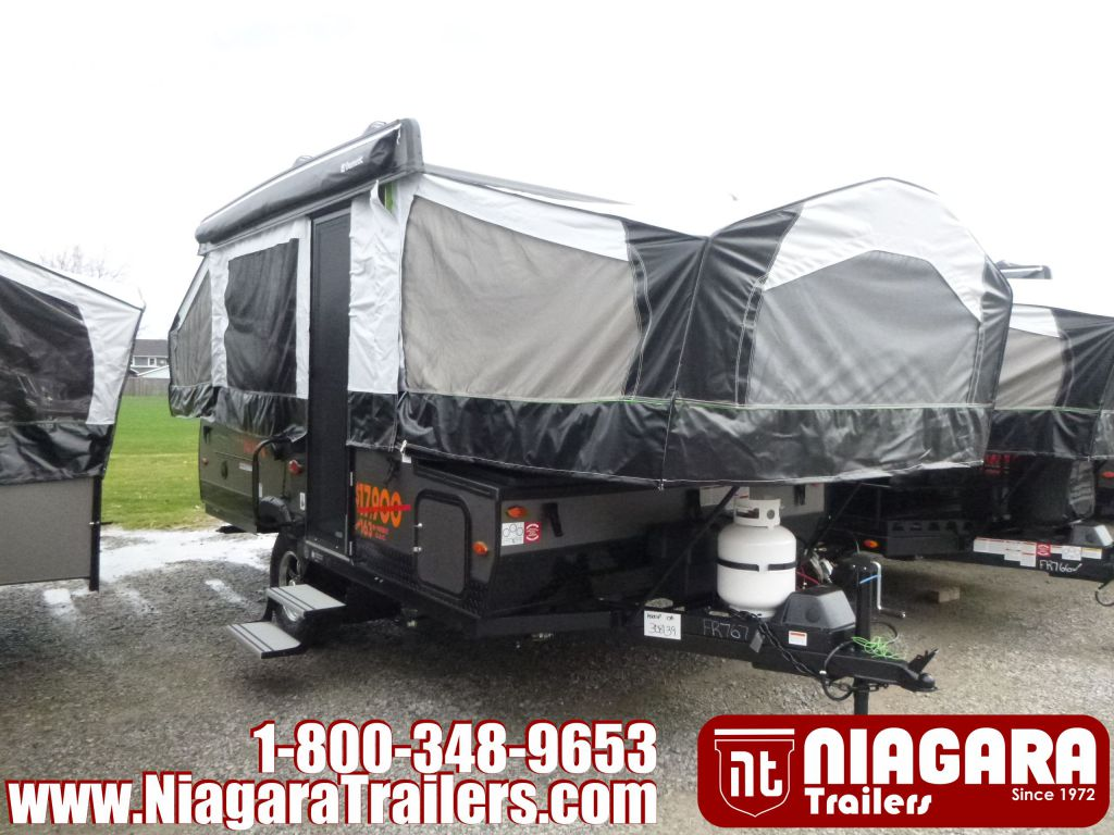 Tent Trailer Inventory