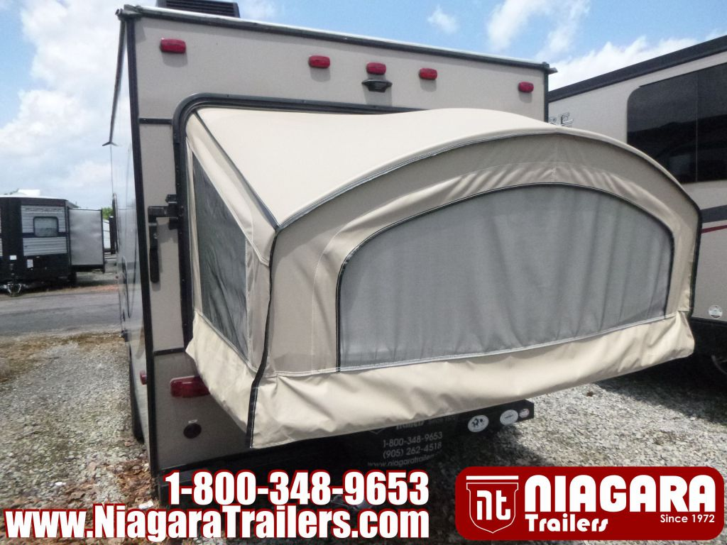 USED 2018 K-Z INC  ESCAPE 160RBT HYBRID - St Davids | RVHotline RV