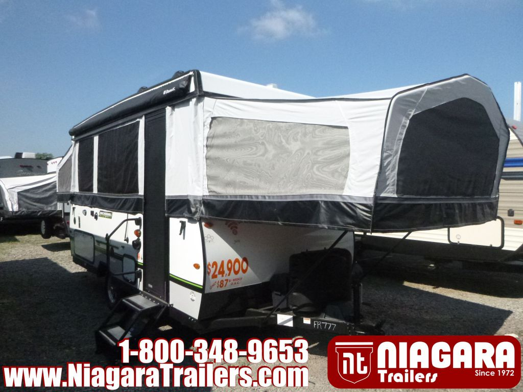 New and Used RV Tent Trailers for Sale - RVHotline Canada RV Trader