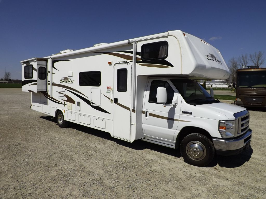 2012 FOREST RIVER 3010DS