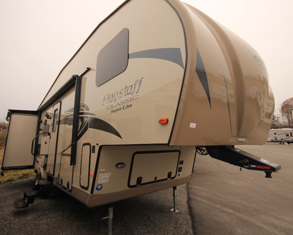 2015 FOREST RIVER 8528BHWS