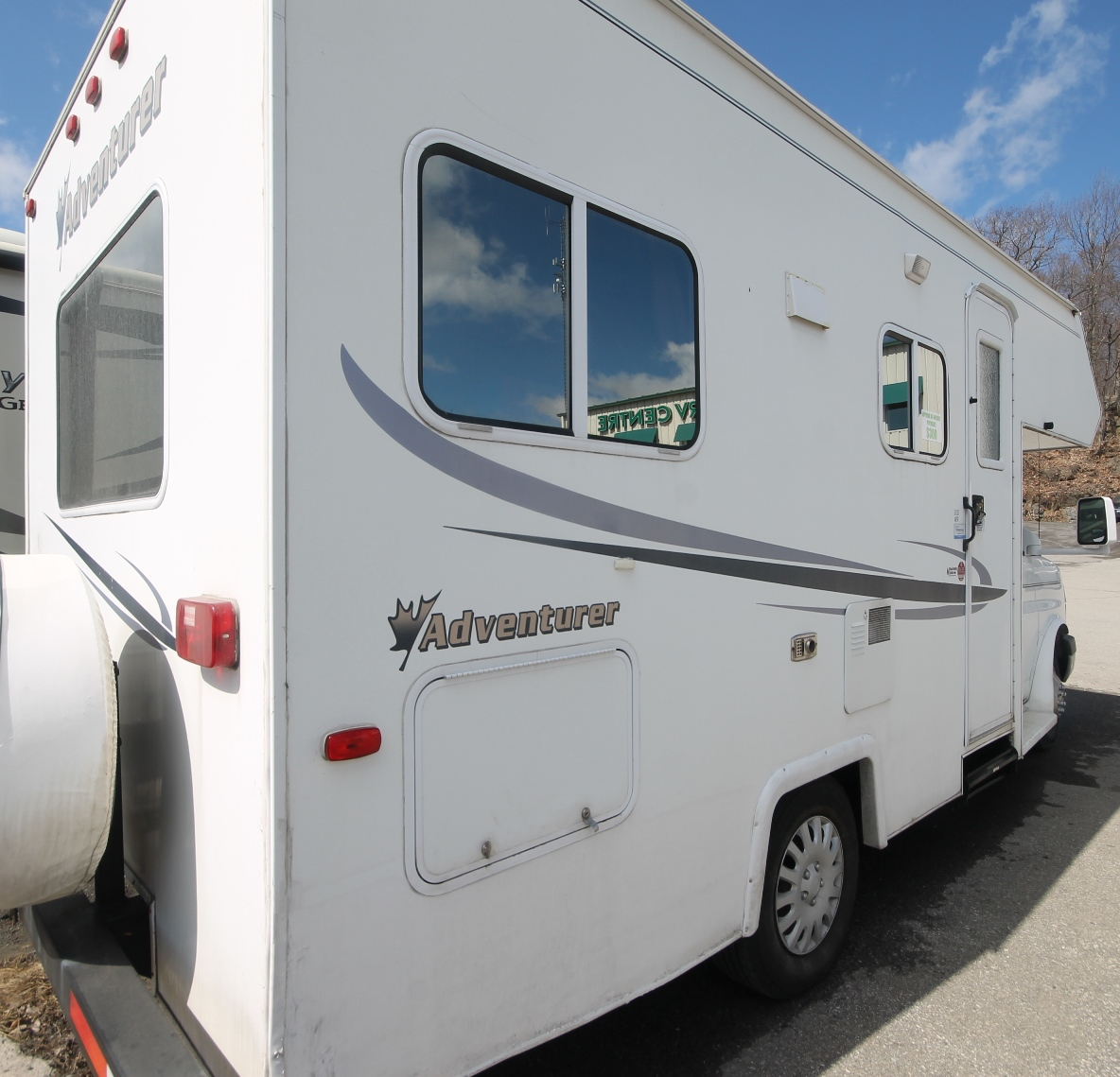 New and Used RV Motorhomes, Travel Trailers, and Camper for