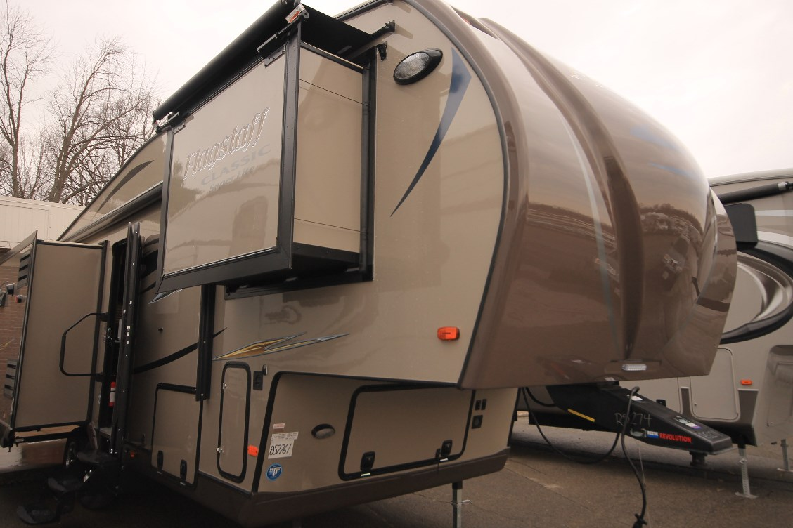 2014 FOREST RIVER 8528RLIKWS