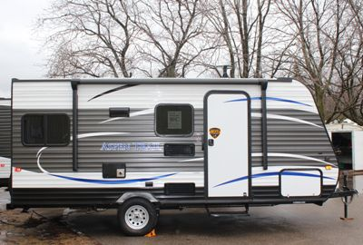 2019 DUTCHMEN ASPEN TRAIL MINI 1750 RD
