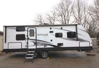 2019 DUTCHMEN KODIAK ULTRA LITE 248 BHSL