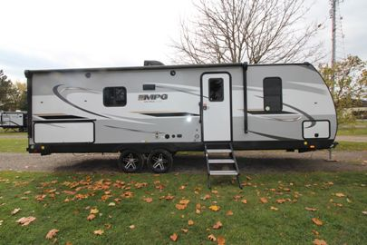 2020 CRUISER RV MPG 2550 RB