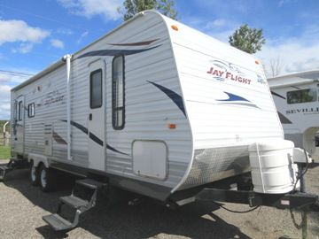 2011 JAYCO JAY FLIGHT 26 RLS