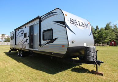 2014 FOREST RIVER SALEM 36 BHBS