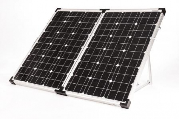 GO POWER SOLAR KIT 120 WATT